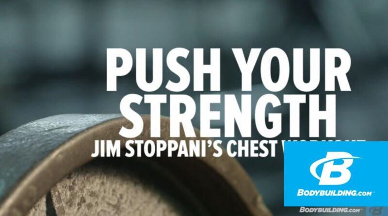 Lose Weight Market maxresdefault-41-800x445 Push Your Strength Chest Workout | Jim Stoppani
