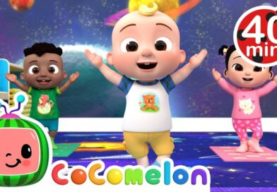 Lose Weight Market maxresdefault-46-392x272 Baby Yoga Song + More Nursery Rhymes & Kids Songs - CoComelon